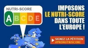 Etiquetage nutritionnel – Le Nutri-Score soutenu par l'UFC QUE CHOISIR